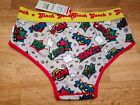 Mens Ginch Gonch Underman Superhero Comic Briefs S 28-30 (Very Rare To Find)