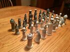 Lladro Chess Set. PERFECT Condition. 32 Pieces. Retired. 01004833 reg. $2300