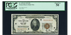 New York $20 1929 Federal Reserve Bank Note. PCGS About New 50.