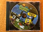 SpongeBob SquarePants Employee of the Month PC Disc Only Tested