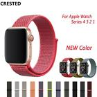 Sport Loop Strap for Apple Watch band 4 3 42mm 44mm iWatch band 38mm 40mm access