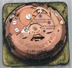 Omega Automatic 24 Jewels Adjusted Caliber # 671 Movement. Spare Or Parts