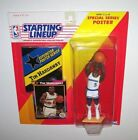NBA Starting Lineup Special Series - Tim Hardaway - 1992 - w/Poster