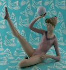 Lladro # 5332 ~ GYMNAST BALANCING BALL   *** MINT***