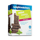 Weight Watchers Mini Bars Mint Cookie Crisp 12 bars per box Pack of 3