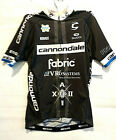 Custom Small Sugoi Womens RSE Team Jersey Cannondale VR6 Black Ships FREE