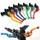 Shorty/Long CNC Brake Clutch Levers For DUCATI ST3/S/ABS ST4/S/ABS 2003-2006 US