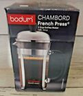 New Bodum Chambord French Press 8 Cup Coffee Maker