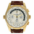 Girard Perregaux World Time Chronograph 4980 18k gold, 43mm Automatic watch