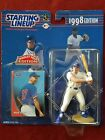 New 1998 Mark Grace Chicago Cubs Starting Lineup Wrigley Field Edition Figure
