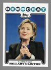 Hillary Clinton in 2016? Collectors Can Find Her Cards Now! 21