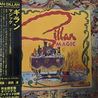 Gillan - Magic(HQ-CD. jp. mini LP),2007 AIRAC-1 392 Japan