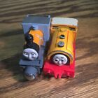Bill & Dash Yellow Toy Trains Thomas & Friends Railway Tank Engines Vintage