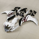 ABS Bodywork Fairing Cowl Kit For YAMAHA FZ6R FZ-6R 2009-2012 2010 2011 Painted