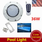 AC12V 36W RGB Swimming LED Pool Lights underwater light IP68 Waterproof Lamp NEW
