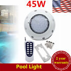 AC12V 45W RGB Swimming LED Pool Lights underwater light IP68 Waterproof Lamp Spa