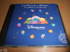 DISNEYLAND PARIS cd MUSIC of PARADES disney XMAS main street electrical parade