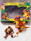 Teenage Mutant Ninja Turtles TMNT Cave Turtle Don Trippy Tyrannosaurus w box