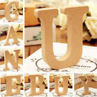 Plaque Sign Wooden Alphabet Letters Retro Vintage Custom Name Design English