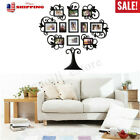Family Tree Photo Frame Picture Collage Wall Art Home Party Decor Wedding Gifts