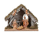 Musical Wedding Gift Nativity Set 5 Piece 5 Figurines Fontanini