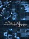 The Rules of the Game Criterion Collection by Renoir Jean