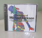 THE HISTORY OF MICHAEL JACKSON PROMO SEALED QY·8P-90094 JAPAN