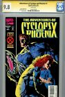 Adventures of Cyclops and Phoenix 1 CGC 9.8 SS Stan Lee Lobdell Ha X-Men Cable