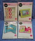 Sizzix Framelits Cards Die Flip Its Step Ups Drop Insyou choose comb ship