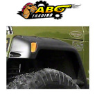 Smittybilt For 87 95 Jeep Wrangler YJ Fender Flares Front Rear 17191
