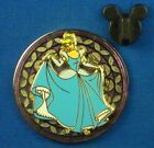Cinderella from Stained Glass Princess Series 2003 Disney Pin  20372