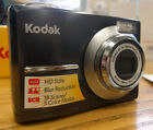 Kodak EASYSHARE C913 9.2MP Digital Camera - Black