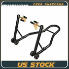 Hi-Grade Motorcycle Wheel Lift Front Spool Swingarm Adjustable Stand Street Bike