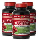 weight loss pills - CONCENTRATED CRANBERRY 50:1 - heart health vitamins 3B