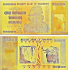 1 X Zimbabwe 100 TRILLION Dollars Banknote 24k FOIL BANK NOTE Collectible 1 X