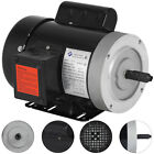 120 Hp 1phase 3450rpm Electric Air Compressor Duty Motor 56 Frame 58 Shaft