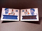 2015 Panini National Treasures College Multi-Sport Cards - Checklist Added 20