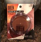 New COVERGIRL Queen Natural Hue Bronzer EBONY BRONZE Q120
