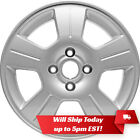 New 16 Replacement Alloy Wheel Rim for 2003 2007 Ford Focus Painted Silver