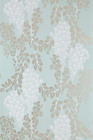 Farrow and Ball 100 Finest Ingredients Painted Wisteria Wallpaper BP 2214