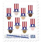 USPS New Uncle Sams Hat pane of 20