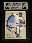 MARIANO RIVERA 2001 FLEER FUTURES SIGNED AUTOGRAPHED CARD YANKEES CAS AUTHENTIC
