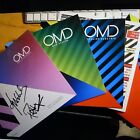 OMD/English Electric 2013 Record Store3 Day Tin Box CD DVD 7