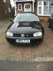 VW GOLF V6 4MOTION 28cc MANUAL 2002 RARE CAR SAME OWNER SINCE 2006