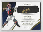 2018 Panini Immaculate Collection Baseball Cards 20