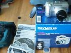 Olympus CAMEDIA 750 Ultra Zoom 4.0MP Digital Camera - Silver - Boxed with Accs