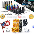 Motorbike Complete Fairing Bolts Screws Body Kits Nuts For BMW G650 GS 2008-2017