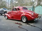 1937 Chevrolet Master Classic car/ Hot Rod/ Muscle car/ Street Rod Chevy Master Coupe ZZ4 with Turbo 350/10 Bolt Rear/ 1932 1933 1934 1939 1940