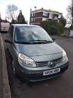 LARGER PHOTOS: Renault Scenic 1.4 16V 2004 for sale
