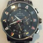 CORUM ADMIRAL'S CUP CHRONOGRAPH AUTOMATIC WATCH LIMITED 12 EDITION